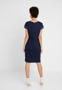 Betty & Co - Jersey dress - blue - 2