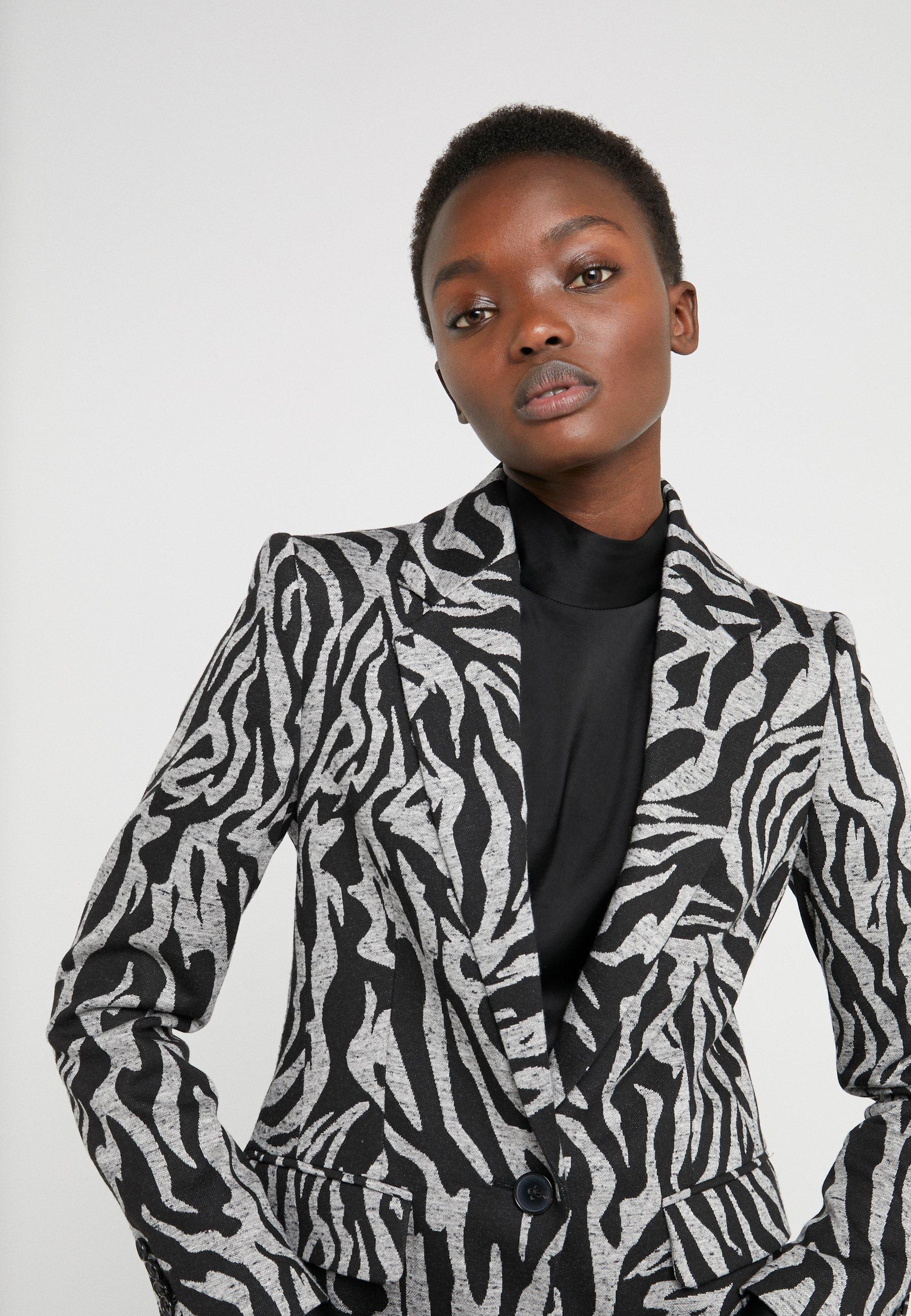 DRYKORN ATLIN - Blazer - check - Vestes Femme 42a3f