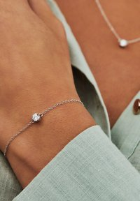 Selected Jewels - Halsband - silber - 2