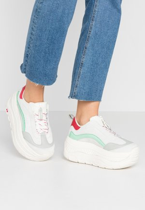 CLUSTER - Trainers - green
