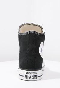 Converse - CHUCK TAYLOR ALL STAR HI - Baskets montantes - black - 4