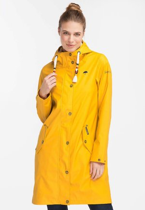 Parka - mustard yellow