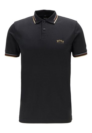 PAUL CURVED - Poloshirts - anthracite