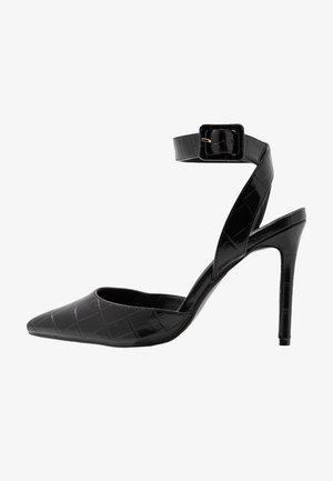 HARMONY - Zapatos altos - black