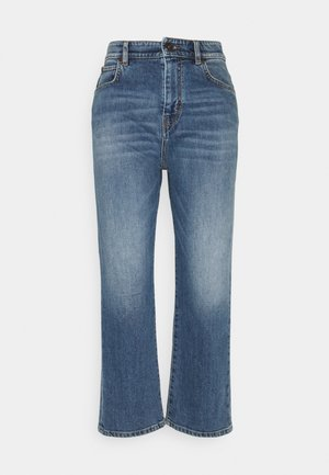 RISORSA - Jeansy Straight Leg - blue