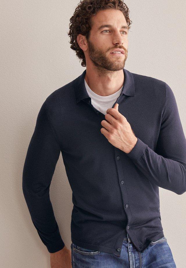 Shirt - blu navy