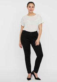Vero Moda Curve - Jeans Skinny Fit - black denim - 1