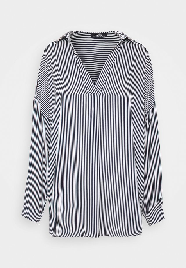 STRIPE - Blouse - mono