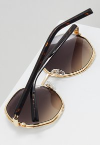 QUAY AUSTRALIA - BREEZE IN - Sonnenbrille - gold-coloured/brown - 4