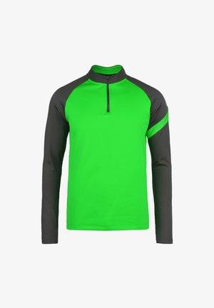 DRI-FIT ACADEMY - Maglietta a manica lunga - green strike / anthracite / white