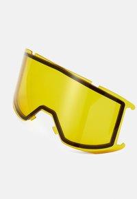 Smith Optics - SQUAD UNISEX - Masque de ski - sun black/yellow - 2