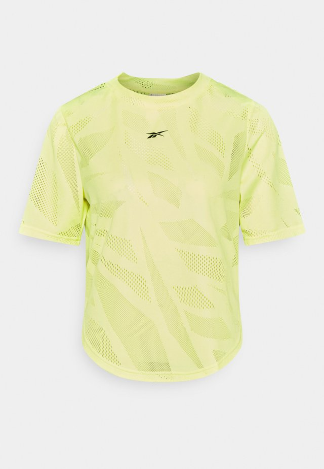 TEE - T-shirt basic - energy glow