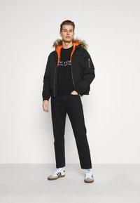 Armani Exchange - Sweatshirt - black - 1