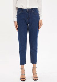 DeFacto - MOM  - Jeans Tapered Fit - blue - 0