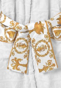 Versace - BATH UNISEX - Župan - white/gold - 2