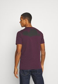 Scotch & Soda - CREW NECK TEE - T-shirt print - combo - 2