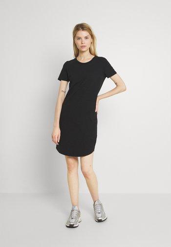 NMSIMMA DRESS - Shift dress - black