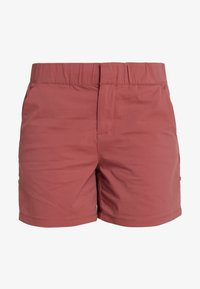 Columbia - FIRWOOD CAMP SHORT - Sports shorts - dusty crimson - 3