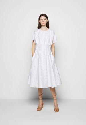 SWING DRESS - Day dress - pale blue multi