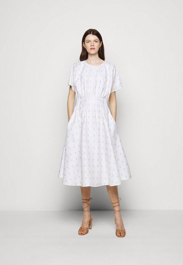 SWING DRESS - Sukienka letnia - pale blue multi