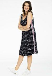 Yoek - Jersey dress - black - 1