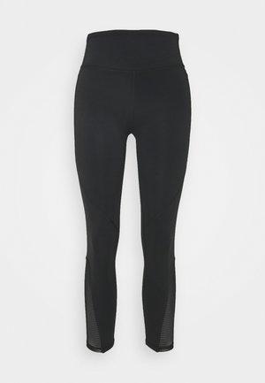 BOOTY 7/8 - Leggings - black