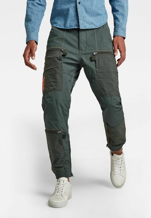 3D PM TRAINER CARGO - CARGO TROUSERS - Cargo trousers - graphite
