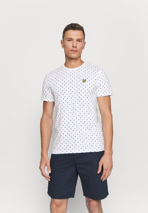 FLAG - T-shirt imprimé - white