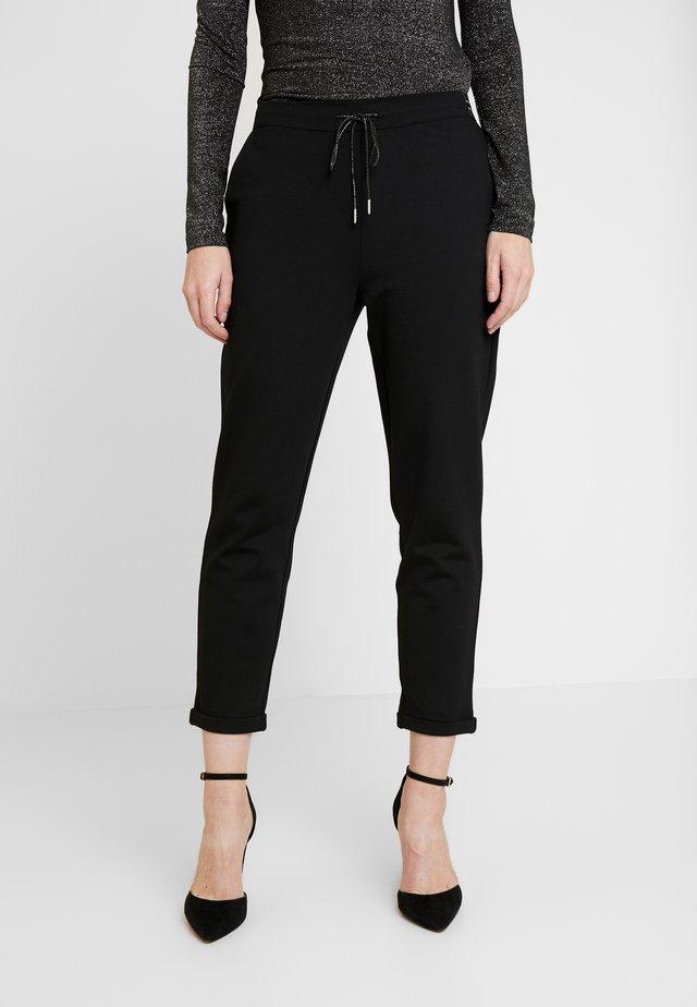 POPPIN - Pantalones - black