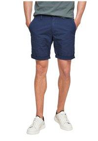 s.Oliver - BERMUDES - Shorts - blue - 0