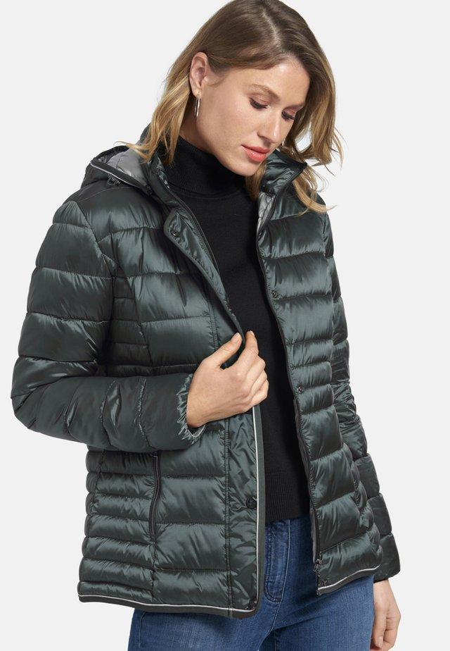 Winter jacket - dunkelgrã¼n