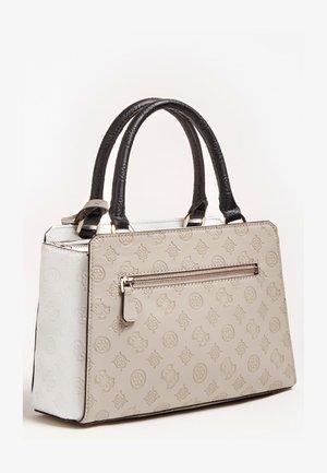 Handtasche - beige multi