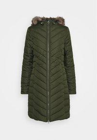 Regatta - FRITHA - Winter coat - dark khaki - 4
