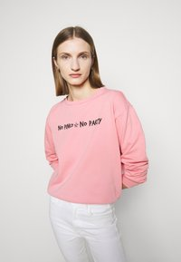 Pinko - ALGEBRA MAGLIA - Sweatshirt - pink - 4