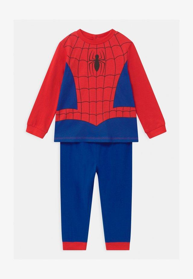 BOY SPIDERMAN - Pijama - tomato