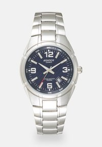 Casio - UNSIEX - Watch - silver-coloured/blue - 0