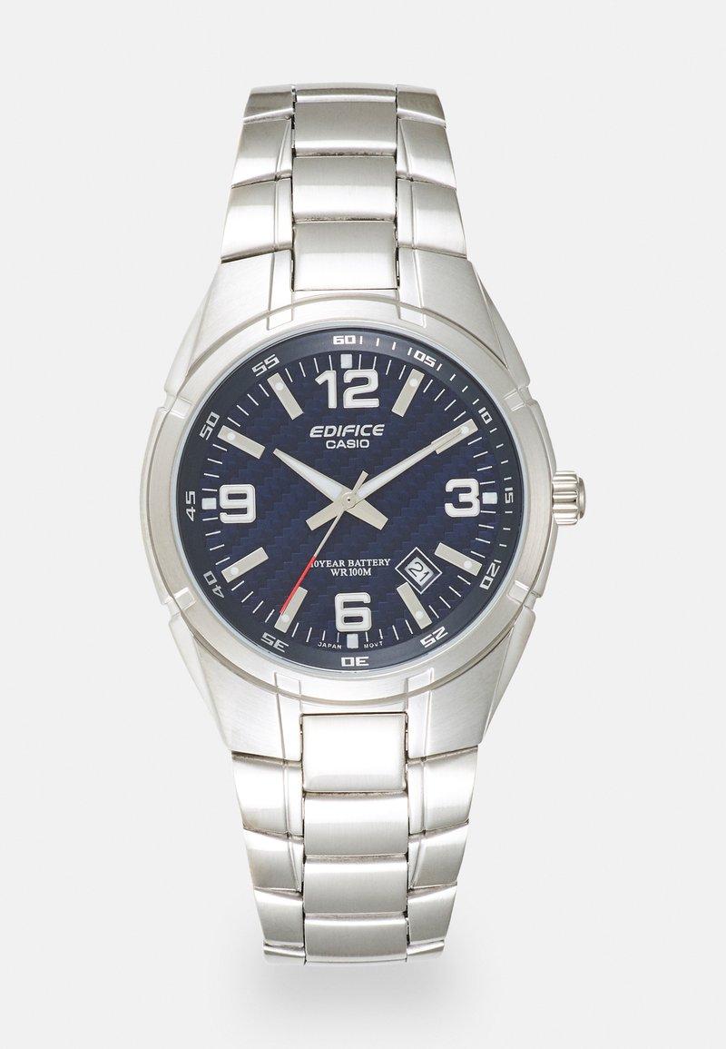 Casio - UNSIEX - Watch - silver-coloured/blue