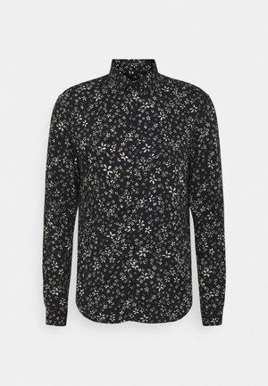SHIRT - Shirt - black/white