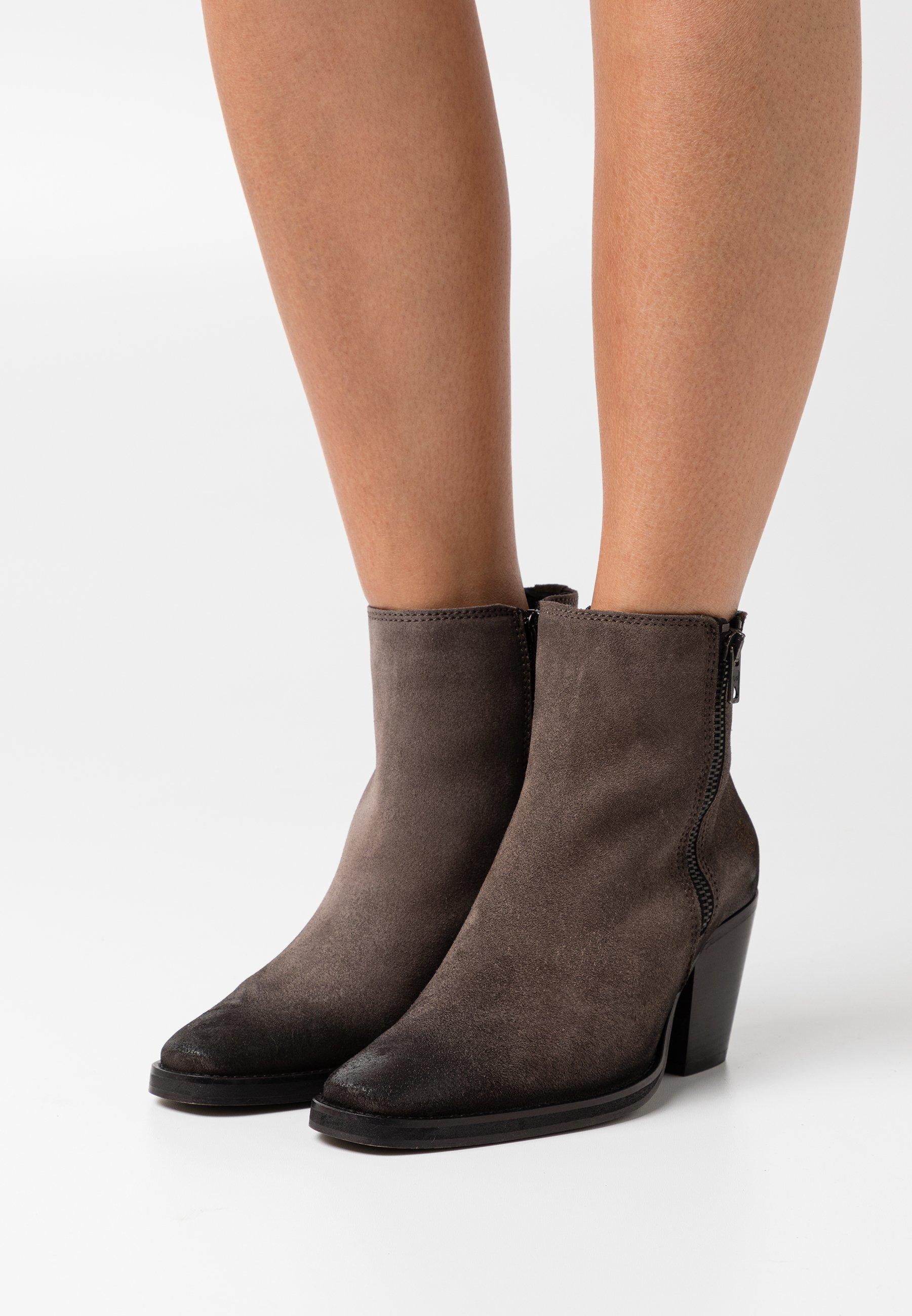 Women TESS - Cowboy/biker ankle boot
