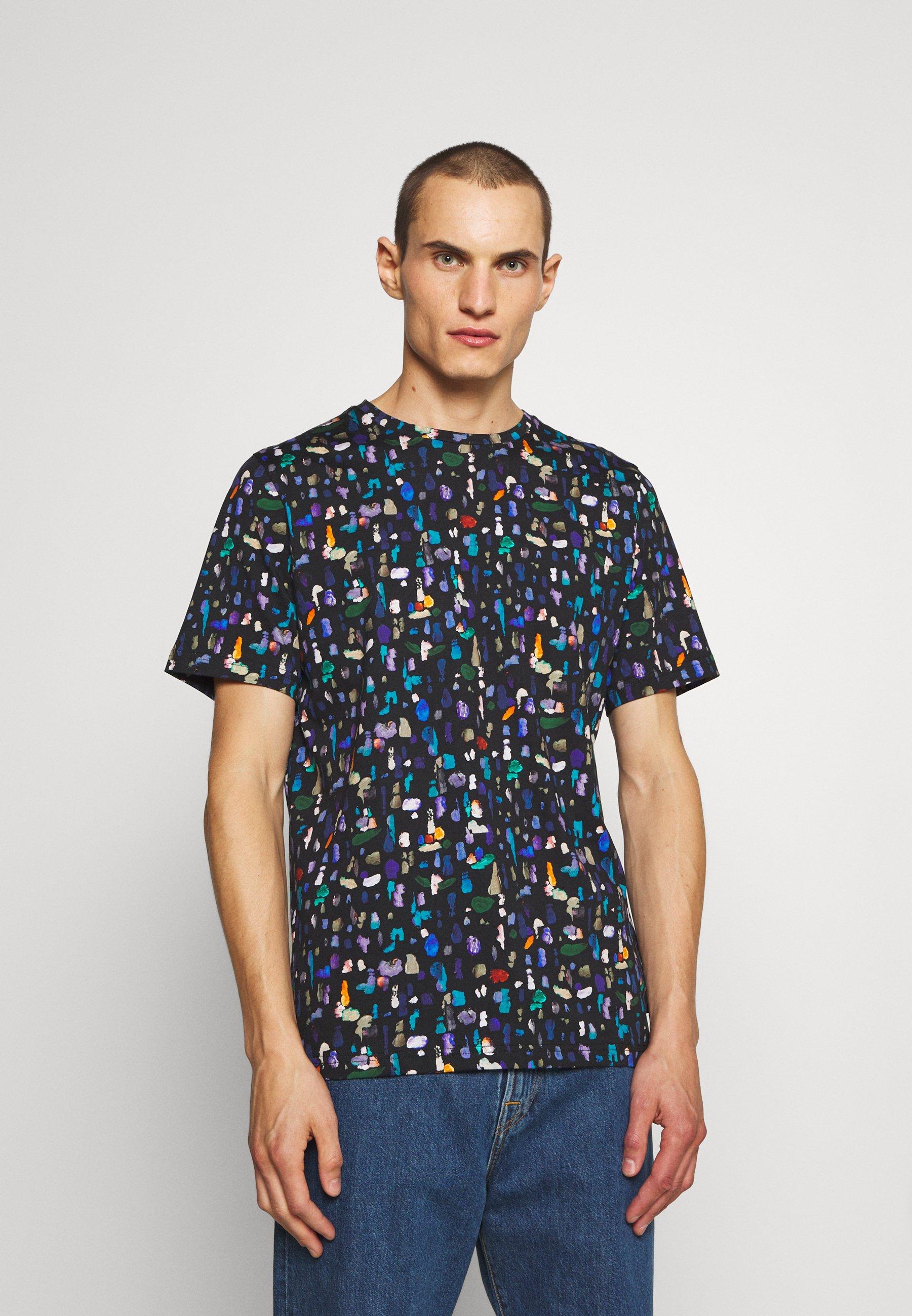 Herren PAINTED MARKS - T-Shirt print