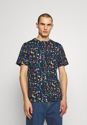 PAINTED MARKS - T-shirt print - multi coloured
