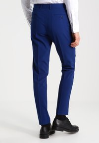 Lindbergh - PLAIN MENS SUIT - Oblek - blue - 4