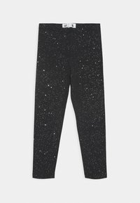 Cotton On - HUGGIE 2 PACK - Leggings - black/galactic sparkles - 2