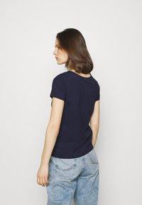 Anna Field - Print T-shirt - dark blue - 2