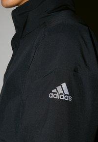 adidas Performance - URBAN RAIN.RDY - Waterproof jacket - black - 6