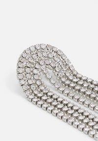 Topshop - WATERFALL - Earrings - silver-coloured - 2