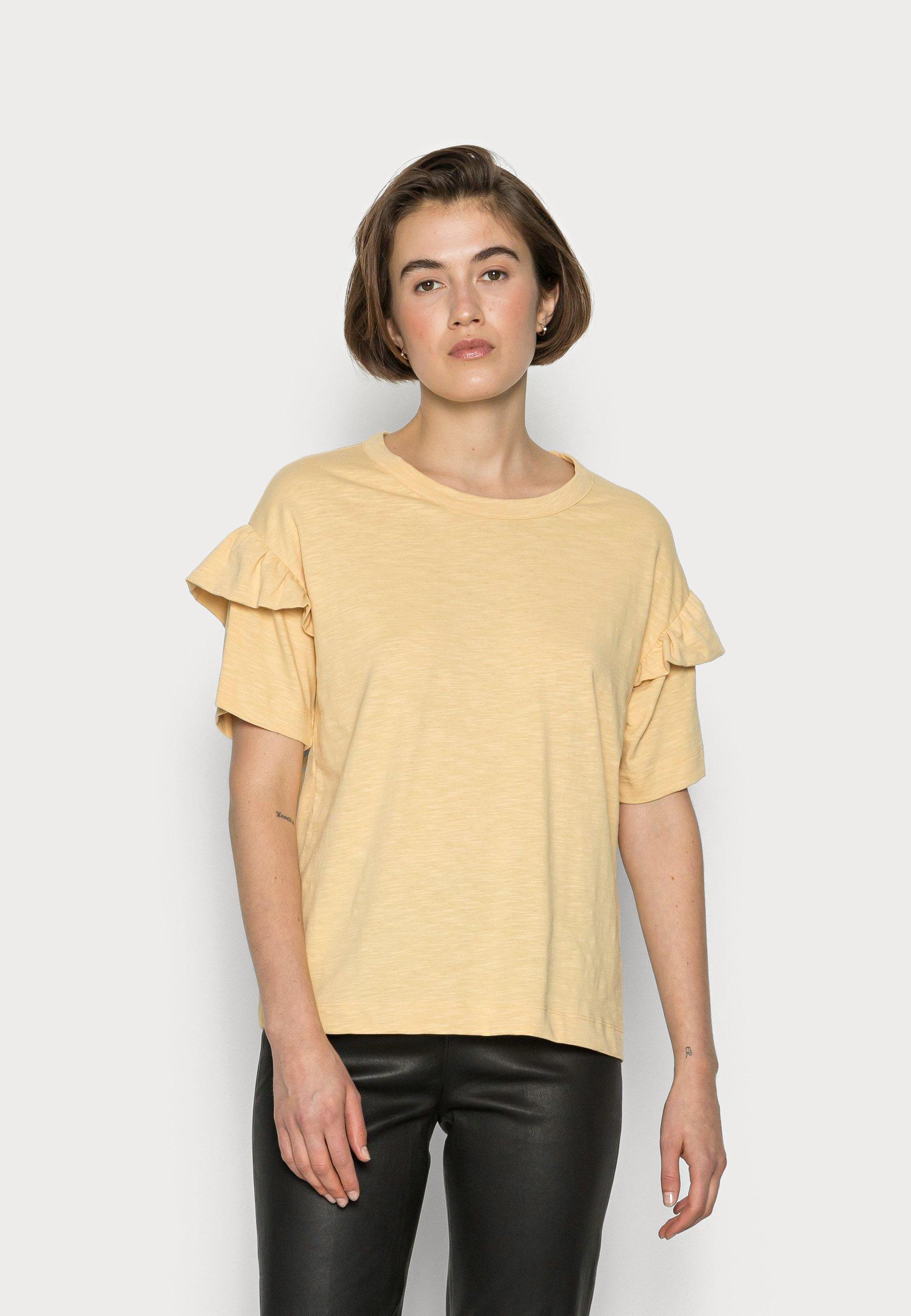 Damen SLFRYLIE FLORENCE TEE - T-Shirt print