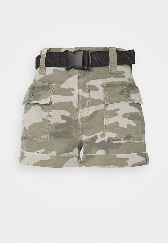 SUPER FESTIVAL - Shorts - grey