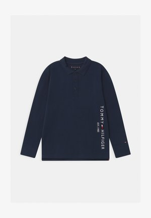 ESSENTIAL ESTABLISHED  - Polo shirt - blue