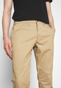 Abercrombie & Fitch - BASIC - Chinos - beige - 4